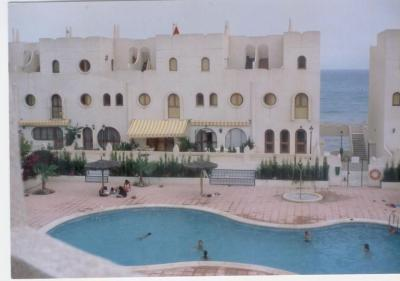 Vue ext�rieure de la location Location Appartement 83826 Alicante