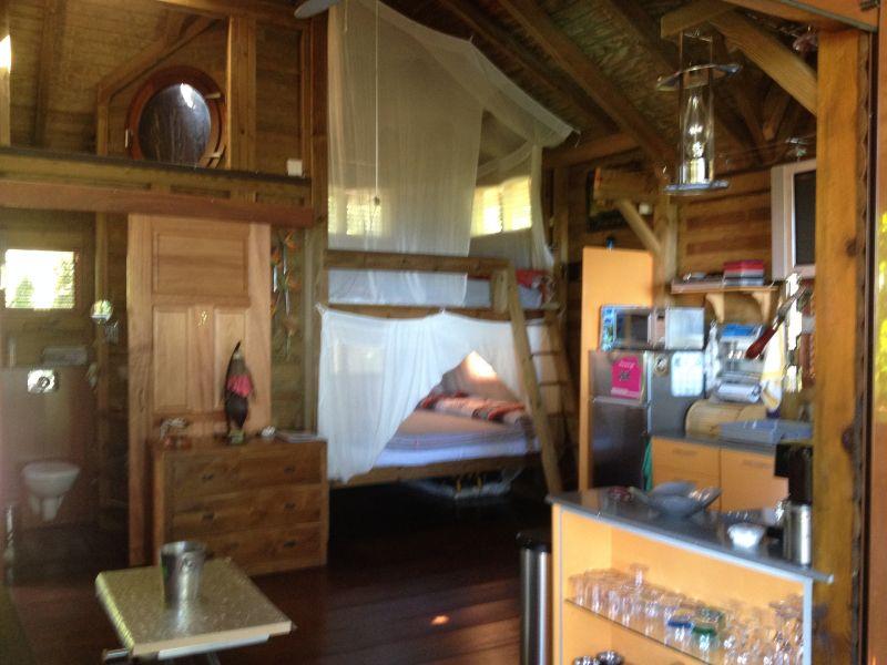 chambre Location Cabane dans les arbres 83872 Bouillante