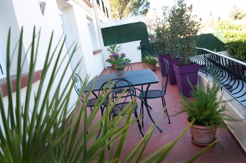 Terrasse Location Appartement 84824 Montpellier
