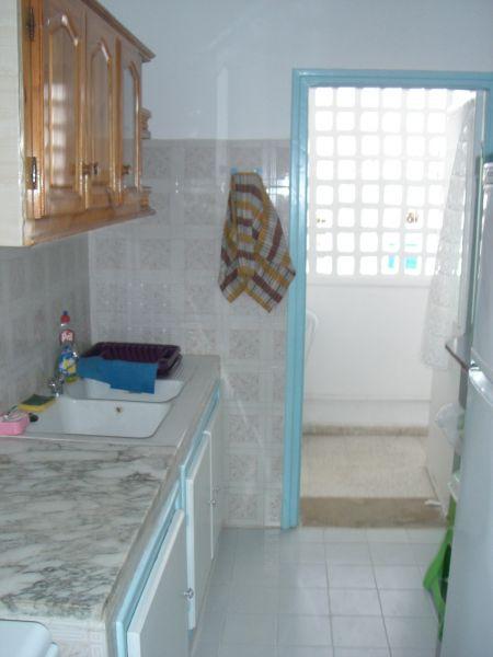 Cuisine indépendante Location Appartement 87542 Monastir