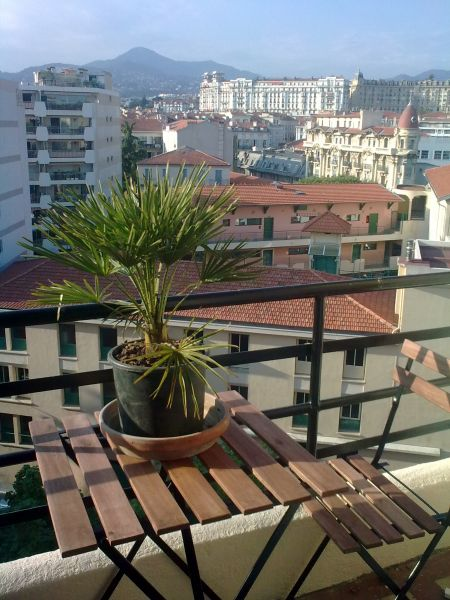 Balcon Location Appartement 87627 Nice