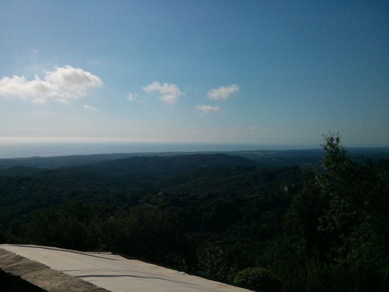 Vue du balcon Location Maison 90781 Santa-Lucia-di-Moriani