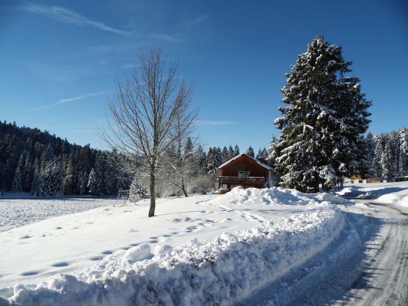 Vue extérieure de la location Location Gite 90797 Gérardmer