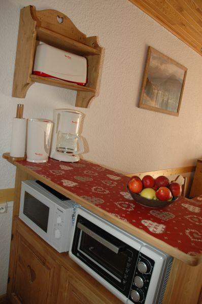 Coin cuisine Location Studio 91147 Les 2 Alpes