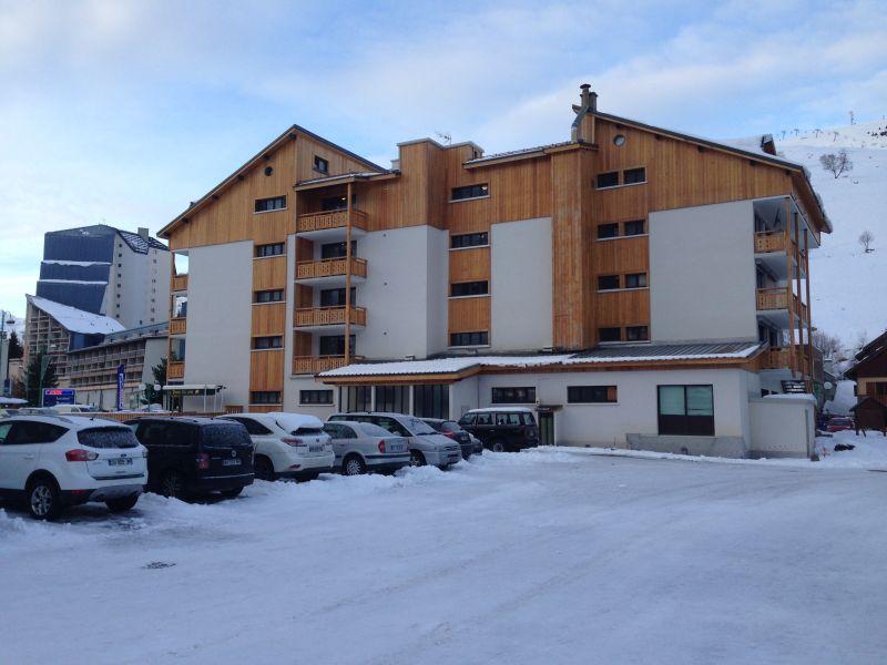 Parking Location Studio 91147 Les 2 Alpes
