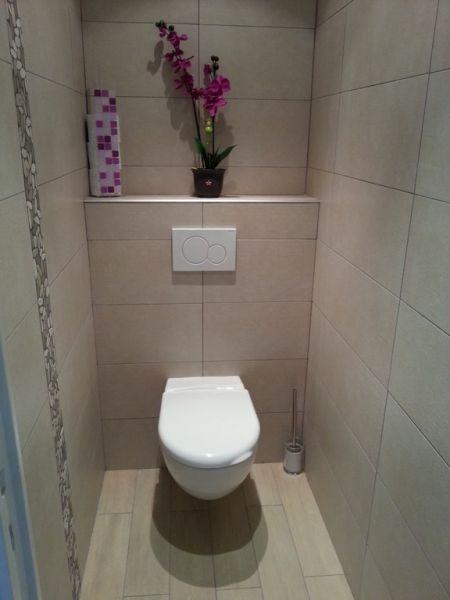 WC séparé Location Appartement 93560 Nice