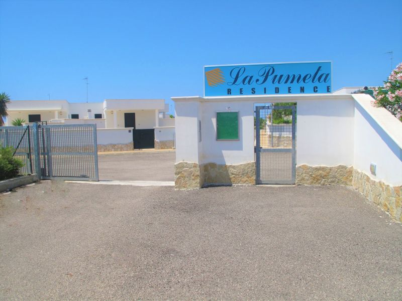 Entrée Location Villa 94448 Pescoluse