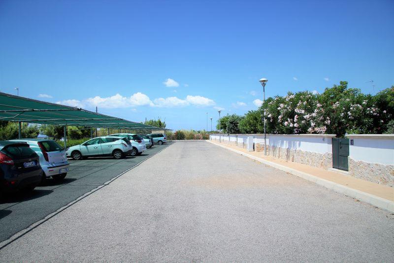 Parking Location Villa 94448 Pescoluse
