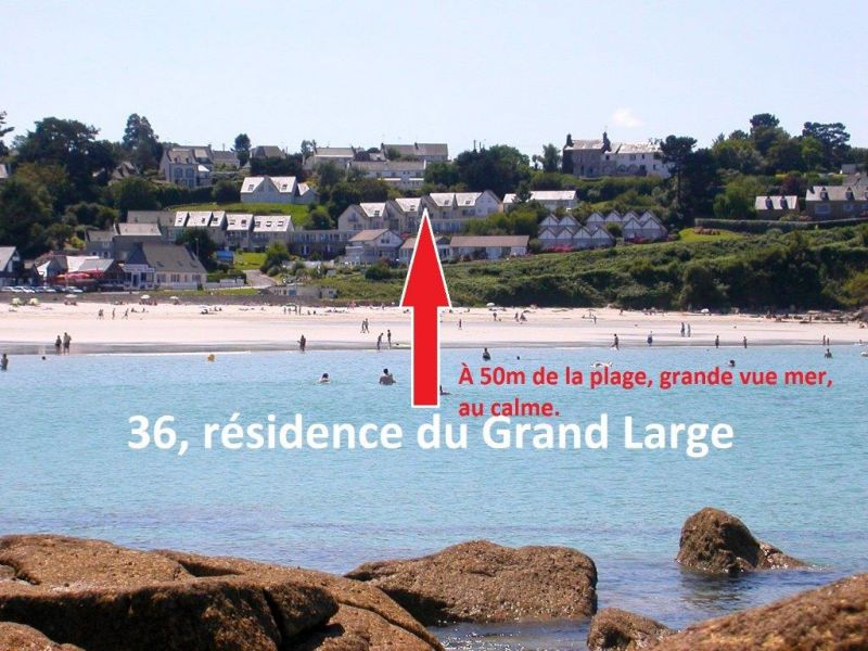 Vue à proximité Location Appartement 94927 Perros-Guirec