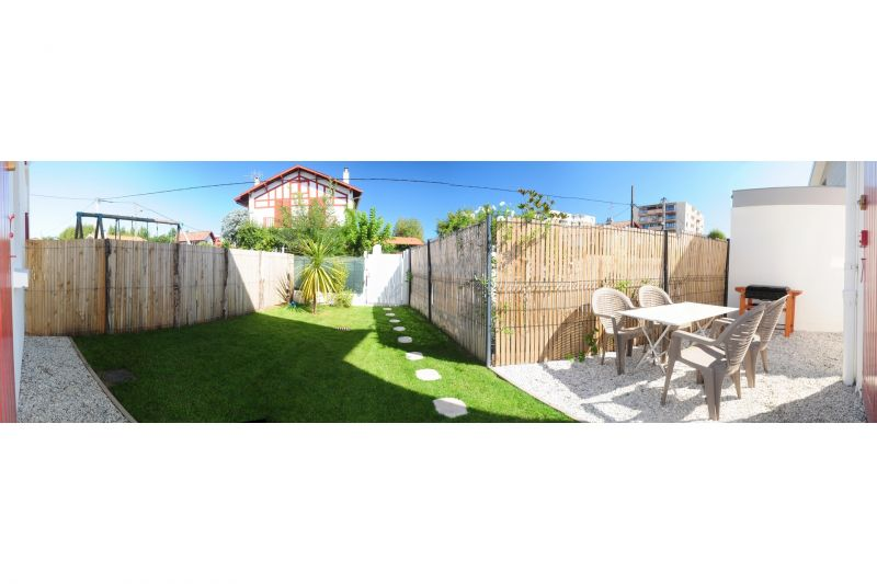 Jardin Location Appartement 97209 Biarritz