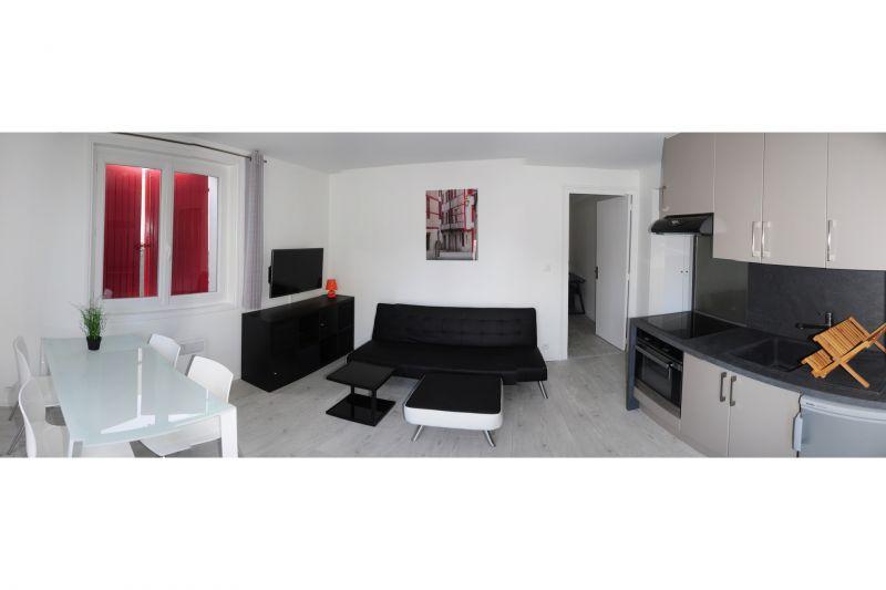 Séjour Location Appartement 97209 Biarritz