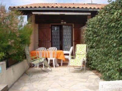 Terrasse Location Appartement 10054 Vieux Boucau