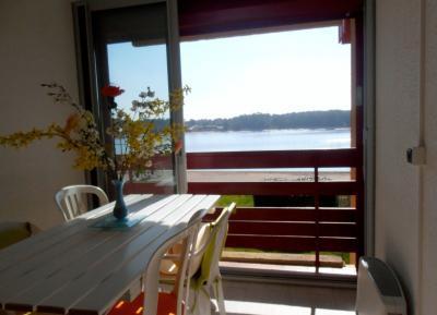 Loggia Location Appartement 10073 Vieux Boucau