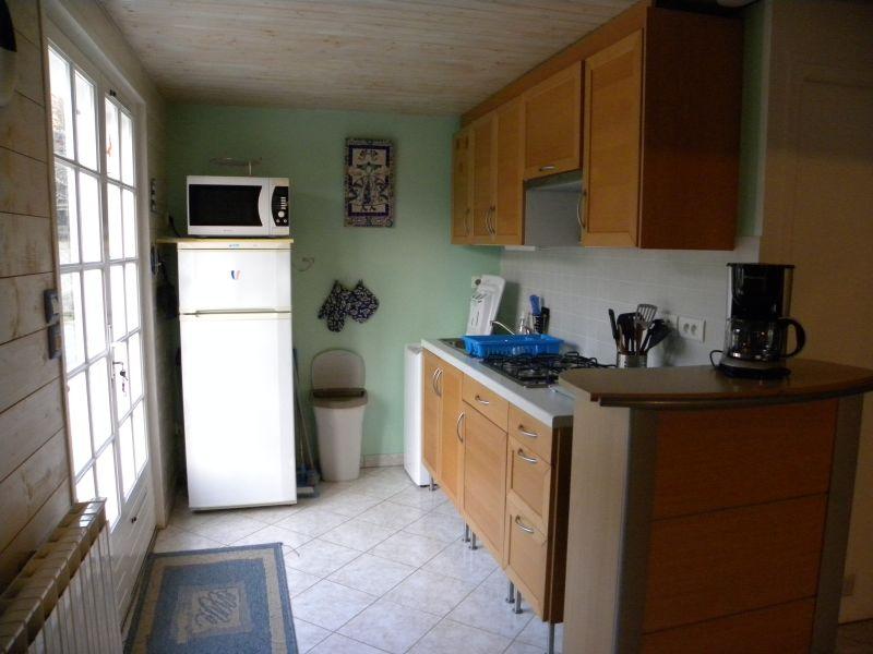 Cuisine américaine Location Appartement 10083 Saint Hilaire de Riez