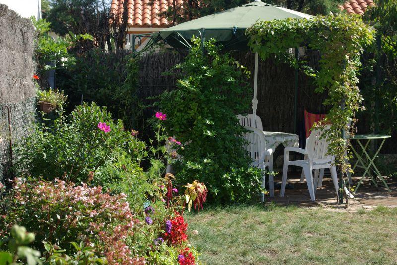 Jardin Location Appartement 10083 Saint Hilaire de Riez