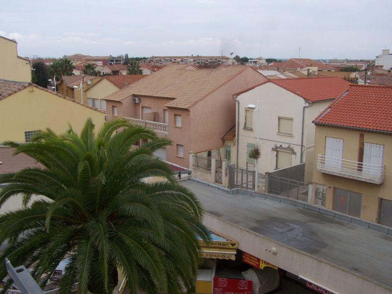 Vue extérieure de la location Location Studio 10164 Valras-Plage