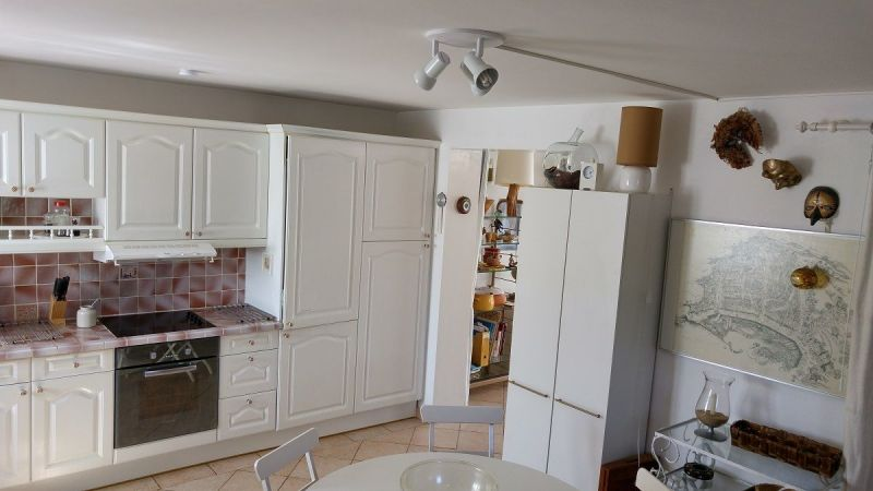 Cuisine d'été Location Villa 10266 Saint Tropez