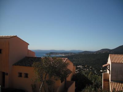 Vue de la terrasse Location Appartement 10277 La Croix Valmer