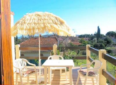 Terrasse Location Studio 10329 La Seyne sur Mer
