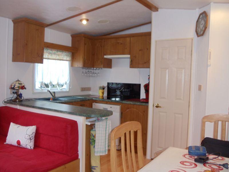 Cuisine américaine Location Mobil-home 10473 Vias Plage