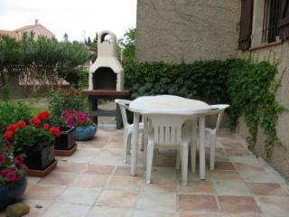 Terrasse Location Appartement 10504 Fleury d'Aude