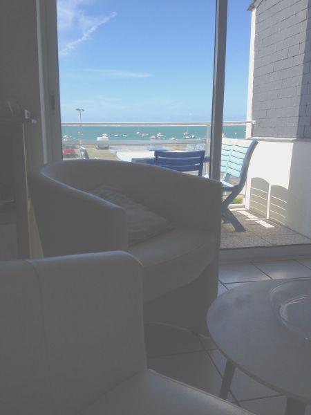 Vue depuis la location Location Appartement 10676 Carnac