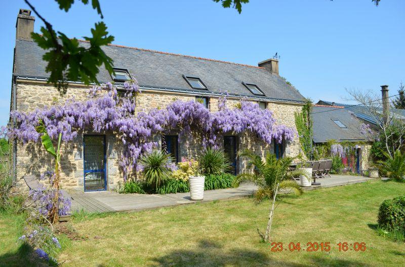 Vue de la terrasse Location Maison 10681 Carnac