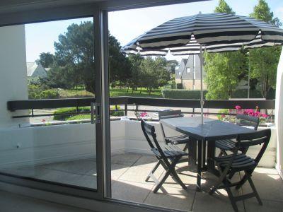 Terrasse Location Studio 10697 Carnac