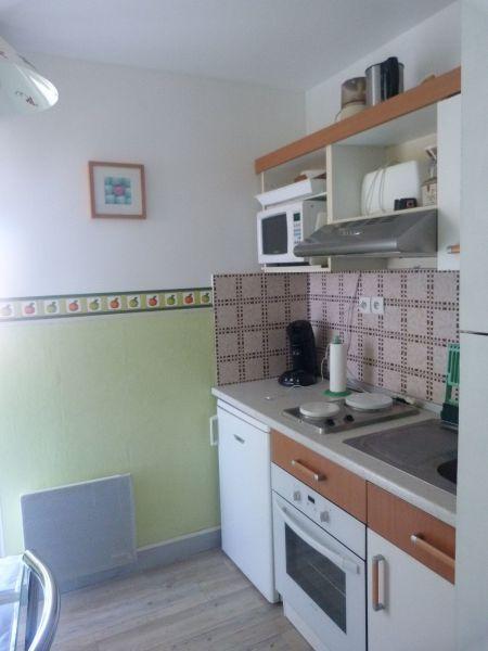 Cuisine indépendante Location Appartement 10748 Cabourg
