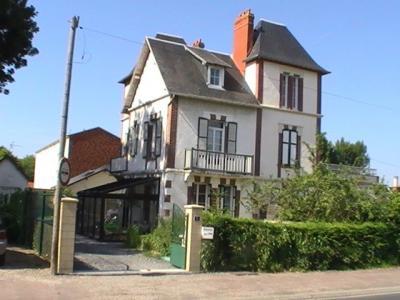 Entrée Location Maison 10768 Cabourg