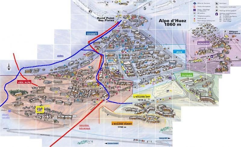 Location Chalet 108 Alpe d'Huez