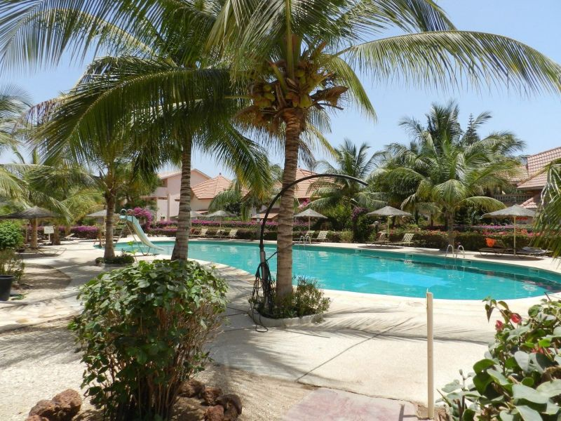 Piscine Location Appartement 10807 Saly