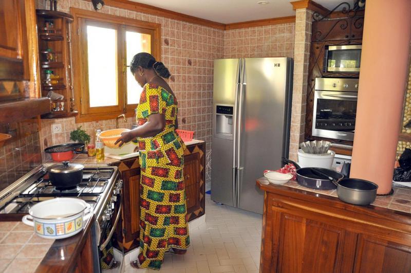 Cuisine indépendante Location Villa 10817 Saly