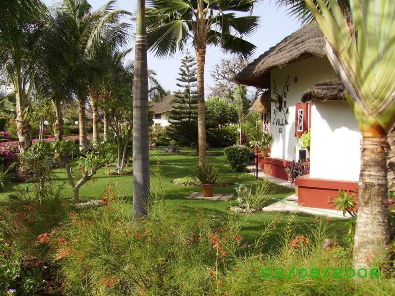 Jardin Location Villa 10817 Saly
