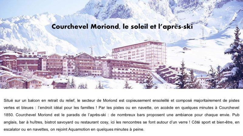 Location Appartement 1084 Courchevel