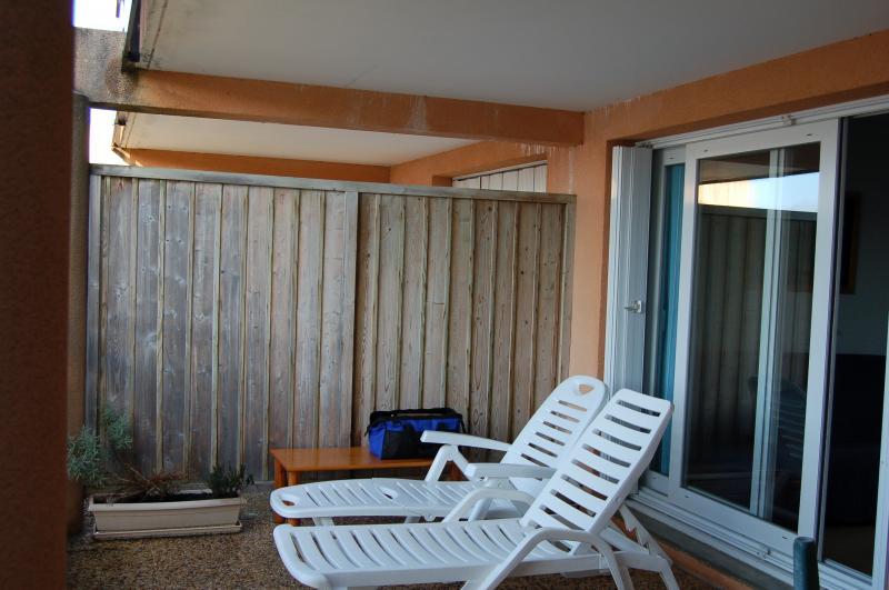 Terrasse Location Appartement 10882 Hourtin