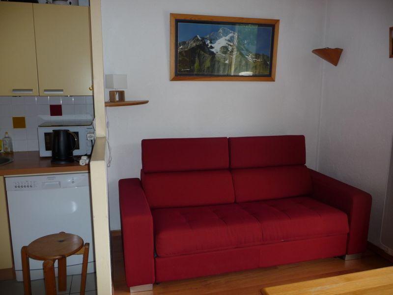 Salon Location Appartement 1134 Les 2 Alpes