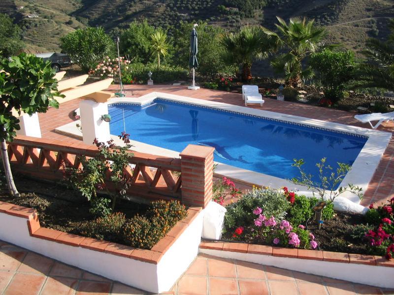 Piscine Location Villa 11479 Nerja