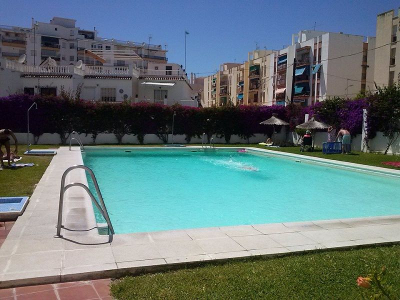 Piscine Location Appartement 11482 Nerja