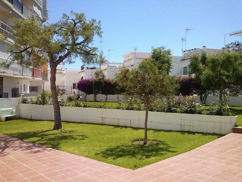 Jardin Location Appartement 11482 Nerja