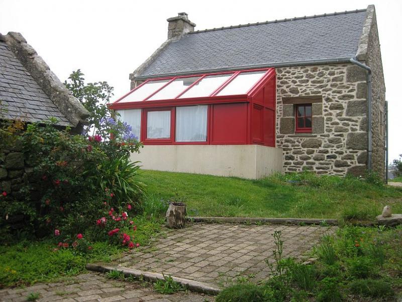 Vue extérieure de la location Location Gite 11544 Le Conquet