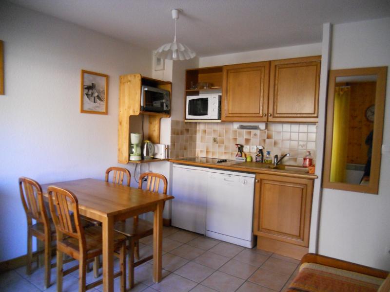 Coin cuisine Location Appartement 1171 Les 2 Alpes