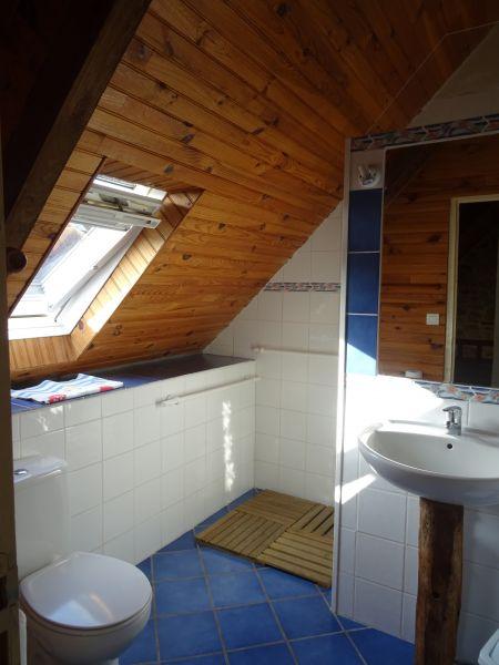 salle de bain Location Gite 11748 Belz