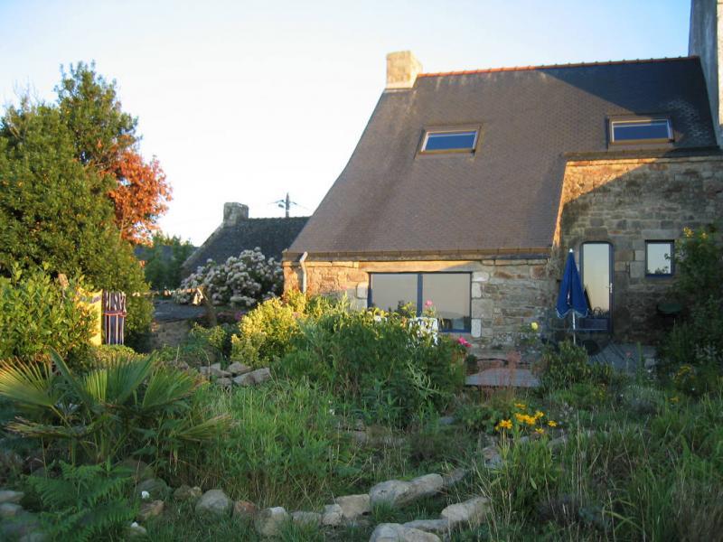 Vue extérieure de la location Location Gite 11748 Belz