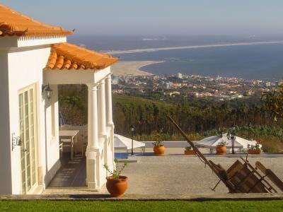 Vue depuis la location Location Chambre d'h�te 11824 Figueira da Foz