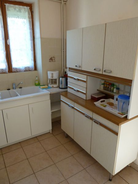 Cuisine d'été Location Maison 11843 La Bourboule