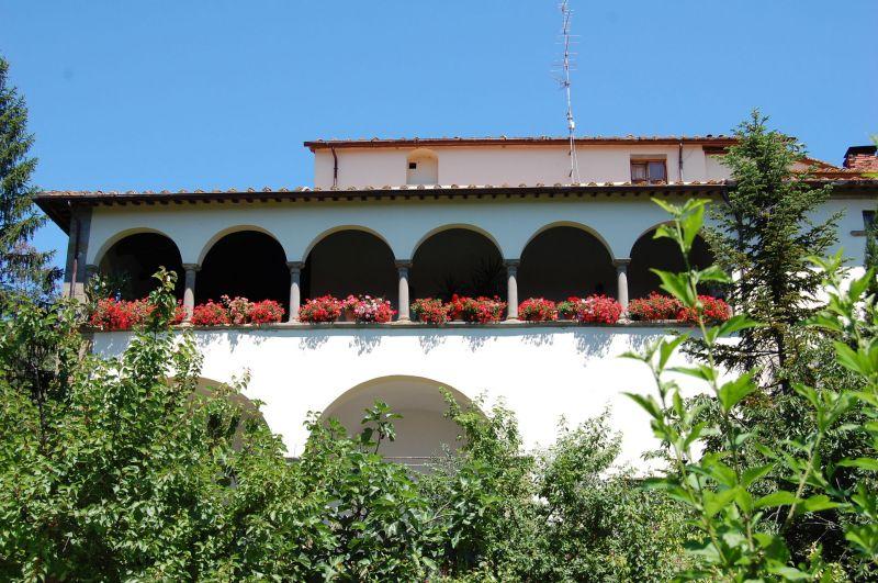 Vue extérieure de la location Location Villa 11865 Arezzo