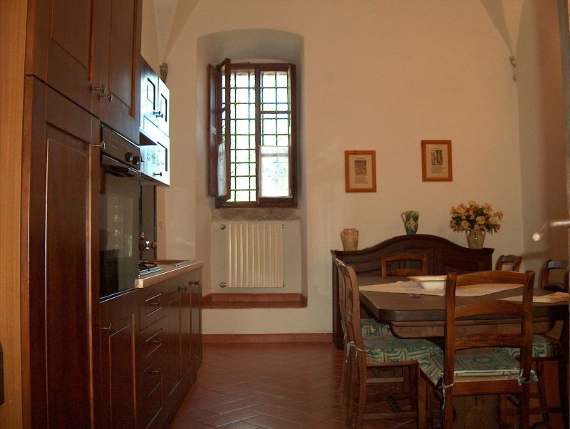 Cuisine indépendante Location Villa 11865 Arezzo