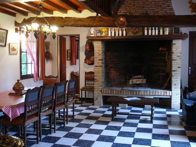 Salle à manger Location Maison 11925 Saint Valéry en Caux