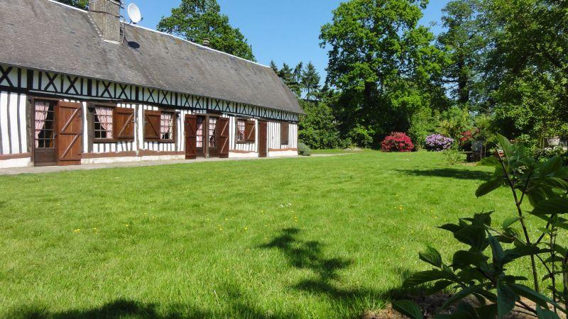 Jardin Location Maison 11925 Saint Valéry en Caux